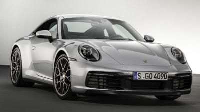 All-new Porsche 911 Revealed