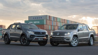HSV SportsCat+ vs Volkswagen Amarok V6 Ultimate head-to-head review