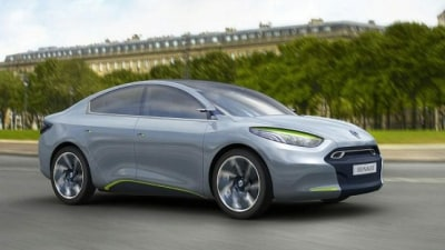 Electric Renault Fluence Around 3000 Euros Less Than Petrol Version: Better Place