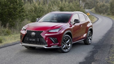 2018 Lexus NX First Drive | Lexus' Best-Seller Underwhelms Against A League Of New Competitors