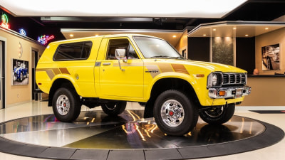 This 1981 Toyota HiLux costs more than a new model
