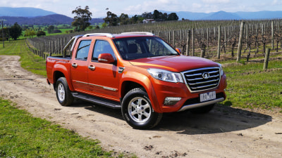 2017 Great Wall Steed REVIEW   New To Country And Ready To Work