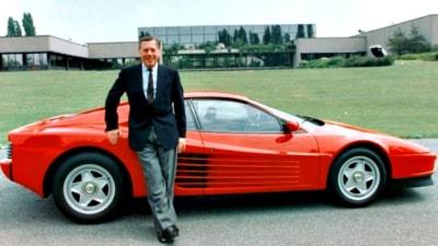 Design Legend Sergio Pininfarina Dies