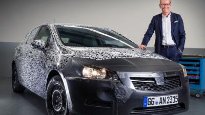 Holden Astra: New 2016 Hatch Confirmed For September Debut
