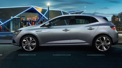 2016 Renault Megane Officially Unveiled