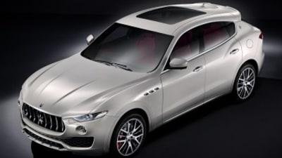 Maserati Australia cites huge demand for Levante SUV