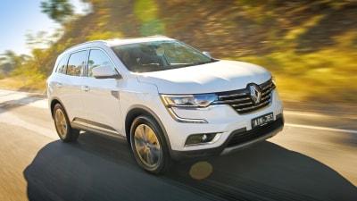 2017 Renault Koleos Intens diesel new car review