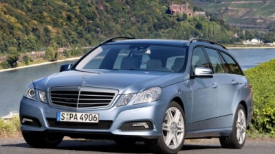 2010 Mercedes-Benz E-Class Estate Engine Range Announced