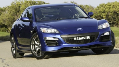 Mazda Expands Takata Airbag Recall - More RX-8, B-Series, BT-50 Models