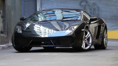 2009 Lamborghini Gallardo LP560-4 First Drive Review