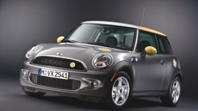 2009 Mini-E Delayed Due To Overwhelming Customer Demand