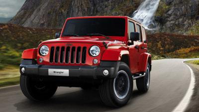 Jeep Wrangler Recalled For Safety Sensor Securement