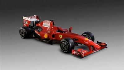 Ferrari Unveils The F60 - 2009 F1 Season Contender