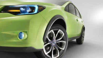 2012 Subaru XV To Debut At Frankfurt, Australian Launch Unclear