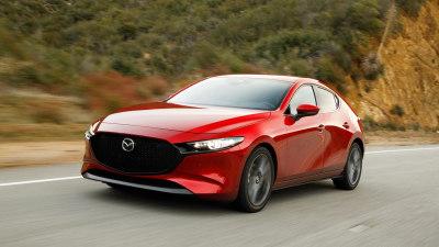 Mazda3 2019 International First Drive