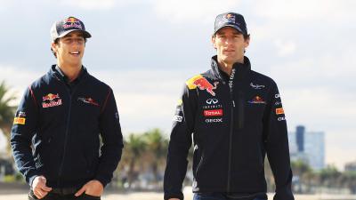 F1: Webber Stays In 2012, Ricciardo Coming In 2013 - Marko