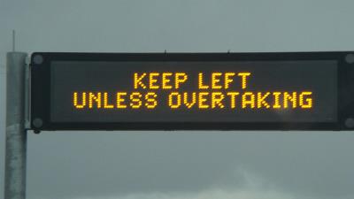 Florida Fines Slow Drivers: Blueprint For Australia?