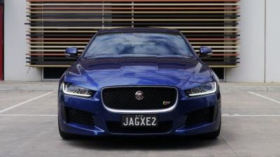 Jaguar XE Recalled For Seatbelt Safety
