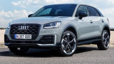 2017 Audi Q2 1.4 TFSI she says, he says review