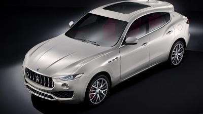 Maserati Levante SUV Lands In Geneva - 100 Years In The Making
