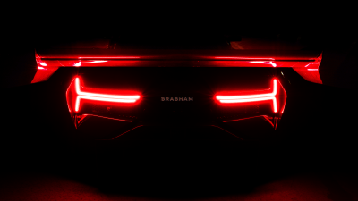New Brabham track weapon teased