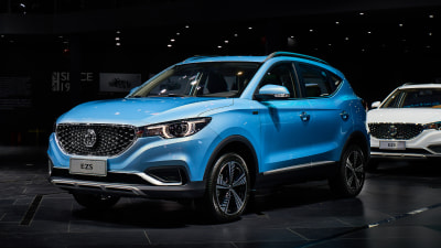 MG confirms electric SUV coming to Oz