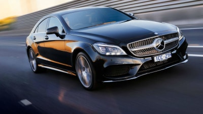 2015 Mercedes-Benz CLS: Price And Features For Australia