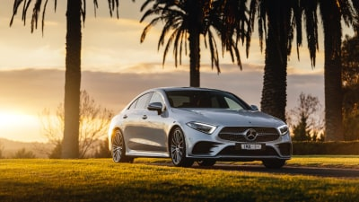 Mercedes-Benz CLS 450 2018 first drive review