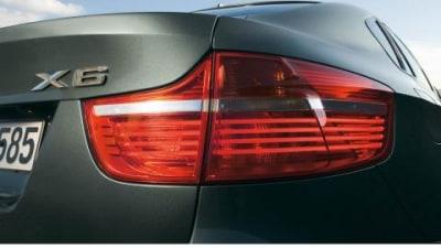 BMW X6 twin-turbo promo video