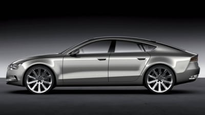 2011 Audi A5 Sportback To Debut At 2009 Frankfurt Motor Show?