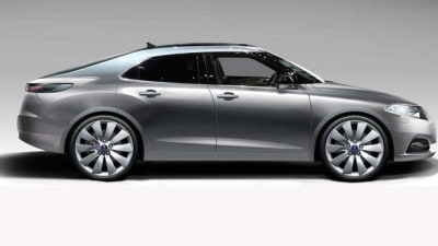 New Saab 9-3 Leaked, China's Youngman Still Keen
