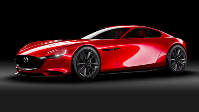 Mazda RX-9 to use turbocharged inline six - report