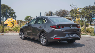 Mazda Australia addresses 3's sale decline