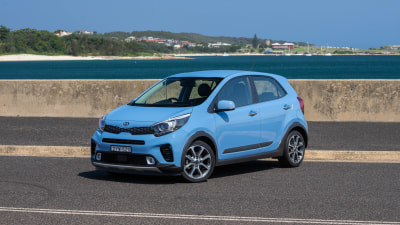 Kia Picanto X-Line AO Edition 2019 new car review