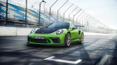 Porsche unveils 911 GT3 RS Weissach Package