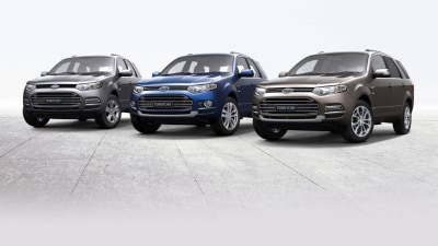 2015 Ford Territory: Price And Features For 'SZ MkII' Range