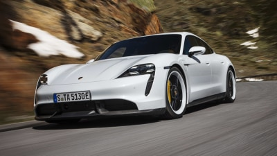 2020 Porsche Taycan: Five things to know