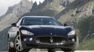 Pininfarina styled Maserati GranTurismo coming to Sydney