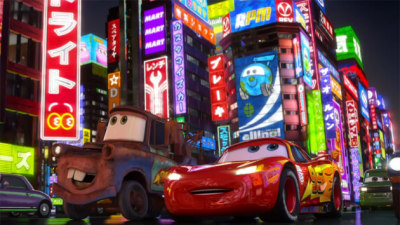 Film: Disney And Pixar's Cars 2 Extended Trailer