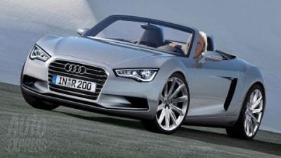 Audi R2 Breaks Cover?