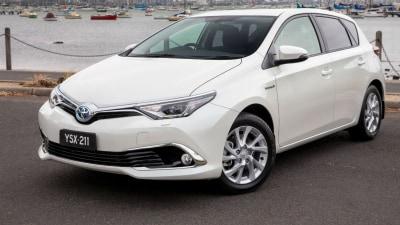 Toyota Corolla Hybrid Coming To Australia This Year