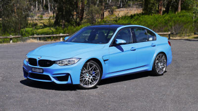 2017 BMW M3 Competition Review | A Powered-Up Performance Icon