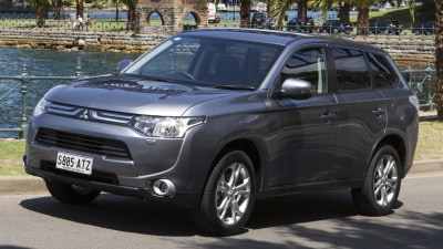 2013 Mitsubishi Outlander On Sale In Australia