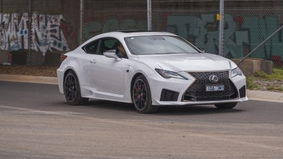 2020 Lexus RCF EP3 review