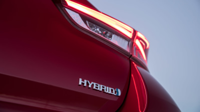 Toyota says the majority of its cars in 2050 will be hybrid