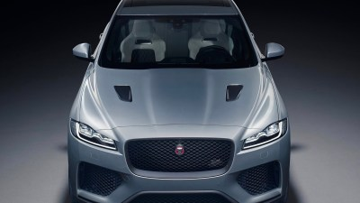 Jaguar J-Pace on its way