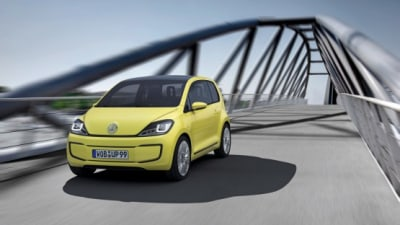 """Volkswagen E-Up! Concept... The """"Beetle Of The 21st Century"""""""
