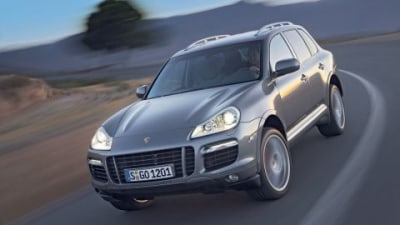 Porsche Cayenne Diesel Confirmed