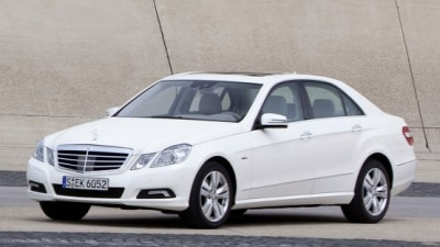 Mercedes-Benz E300 BlueTEC Hybrid Slated For Australian Market