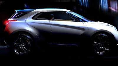 Hyundai Curb Concept Teased Ahead Of Detroit